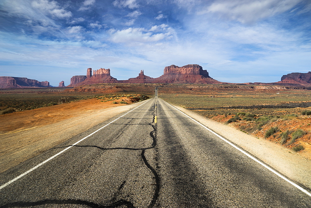 Forrest Gump Point, Utah, United States of America, North America - 1268-6