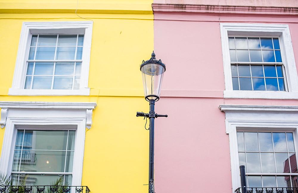 Street scene on Portabello road - 1272-47
