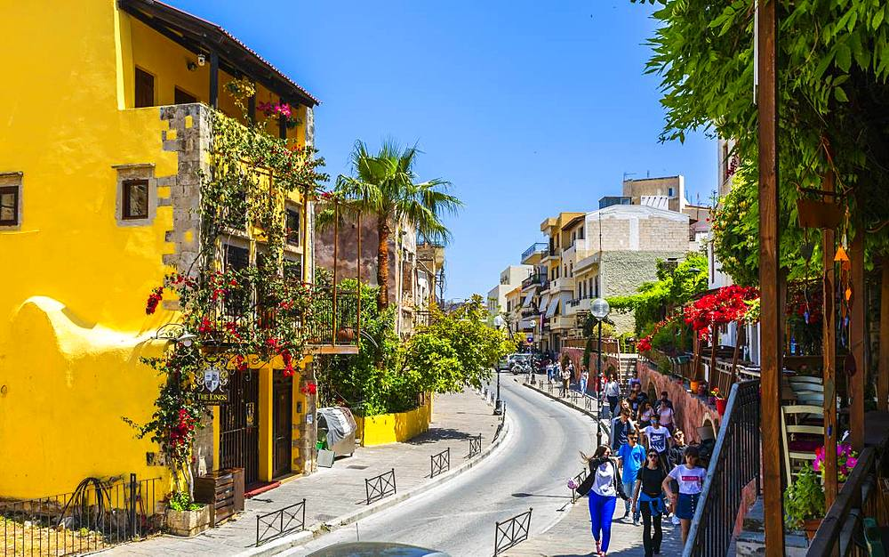 Chania, Crete, Greek Islands, Greece, Europe