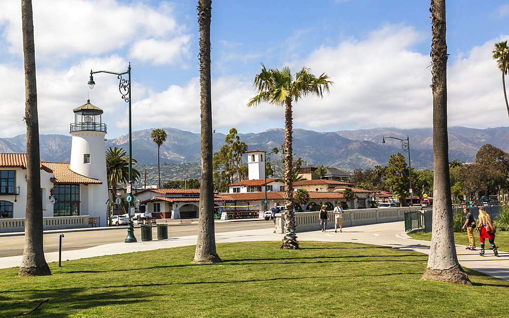 Santa Barbara, Malibu Mountains, California, United States of America, North America - 1276-271
