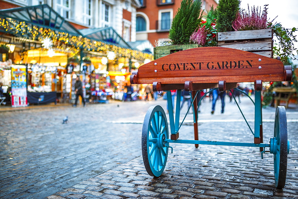 Covent Garden, London, England, United Kingdom, Europe