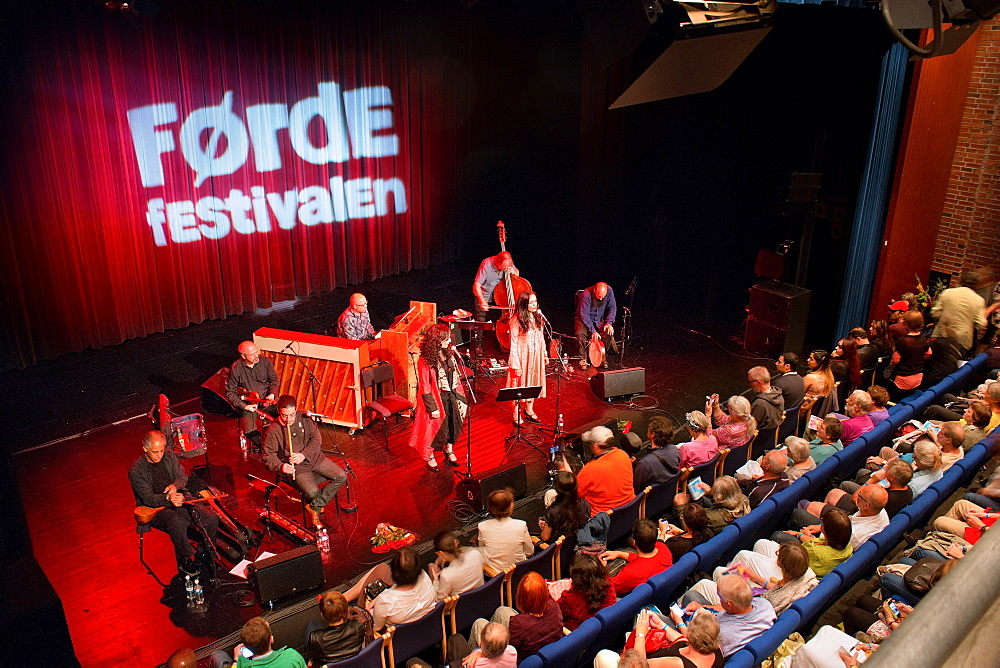 Førde Traditional and World Music Festival, Førde , Norway