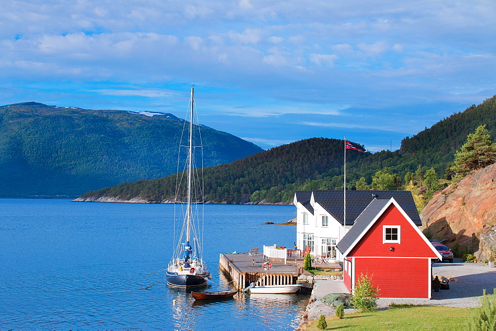 Balestrand & surrounding area , Norway