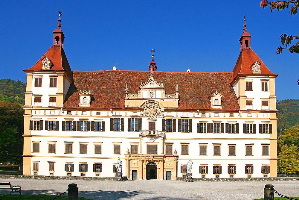 Eggenberg Castle, Graz, Styria, Austria