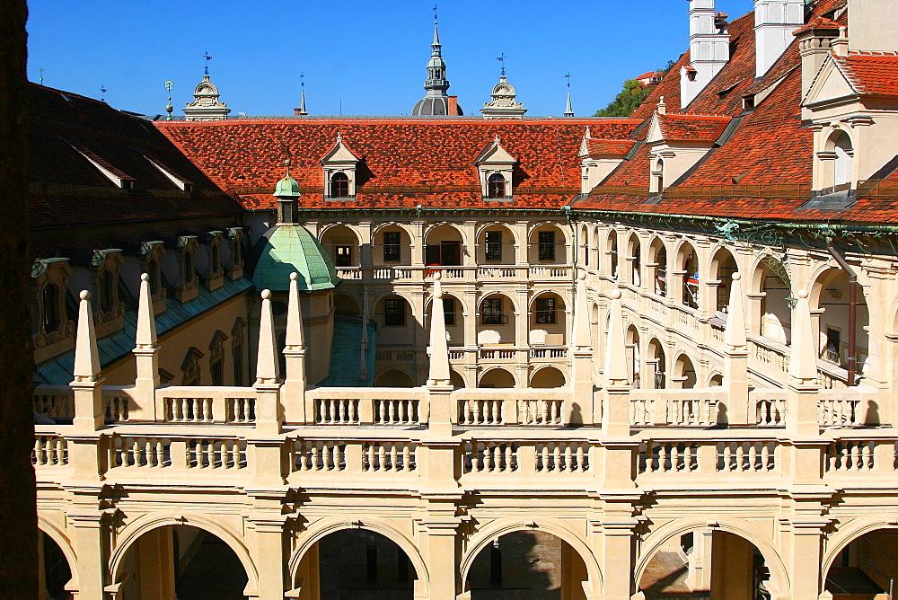 Landeszeughaus, Graz, Styria, Austria