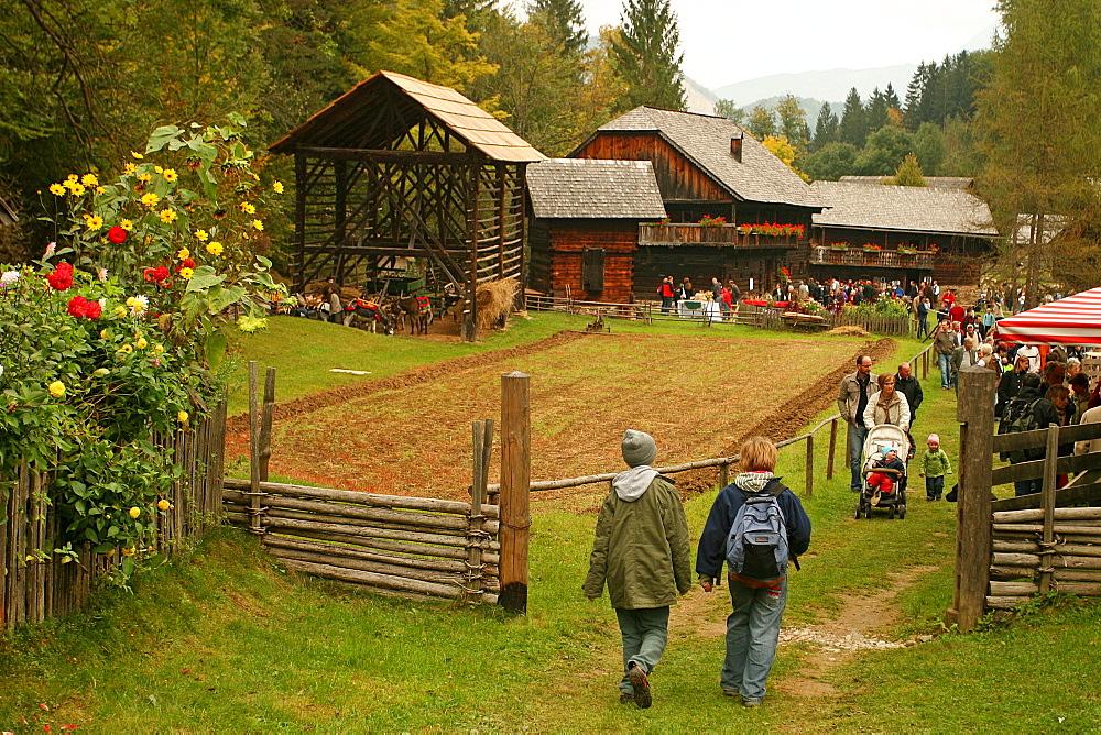 Stubing Festival, Styria, Austria, Europe