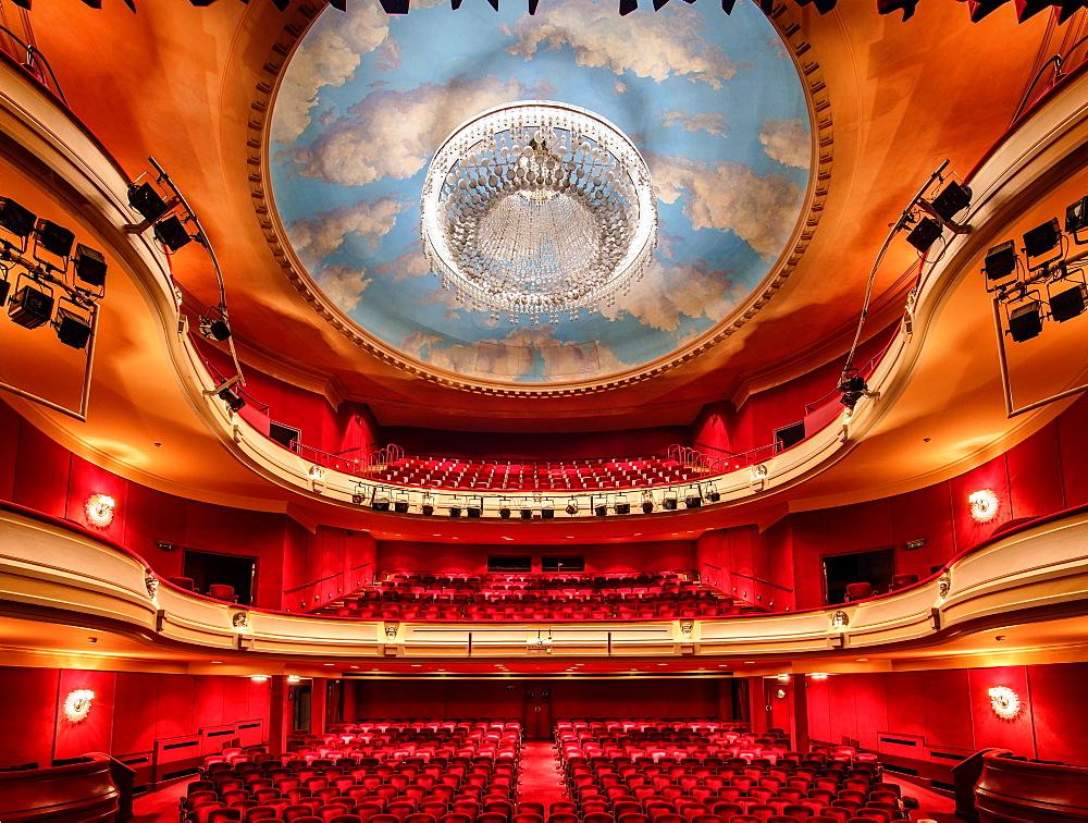 Theatre Royal des Galeries, Brussels, Belgium, Europe