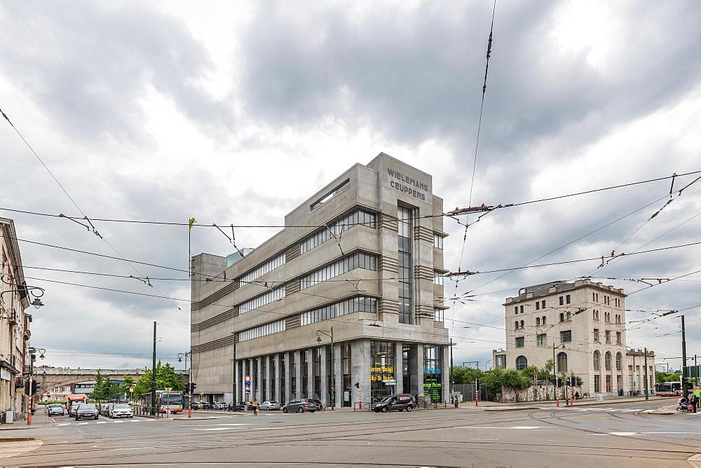 Wiels Museum, Brussels, Belgium, Europe