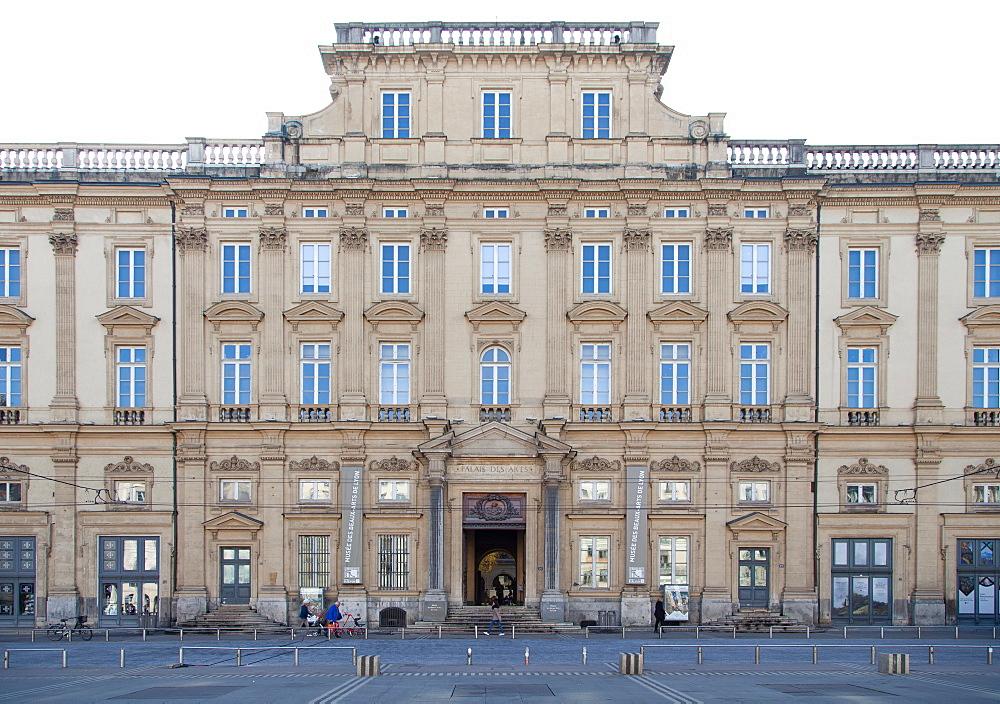Beaux Art Museum, Lyon, Auvergne-Rhone-Alpes, France, Europe
