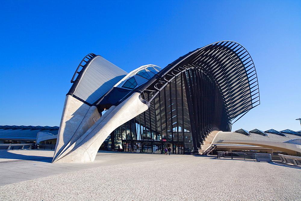 Lyon-Saint-Exupery Airport, Colombier-Saugnieu, Auvergne-Rhone-Alpes, France, Europe