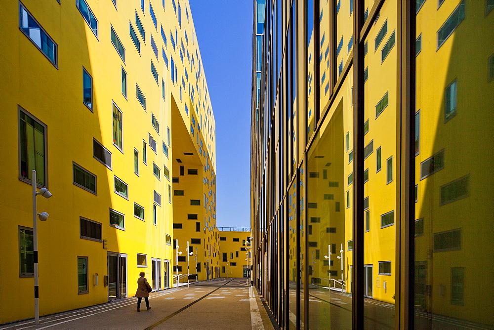 Ilot Gruner, Saint Etienne, Loire Department, Auvergne-Rhone-Alpes, France, Europe
