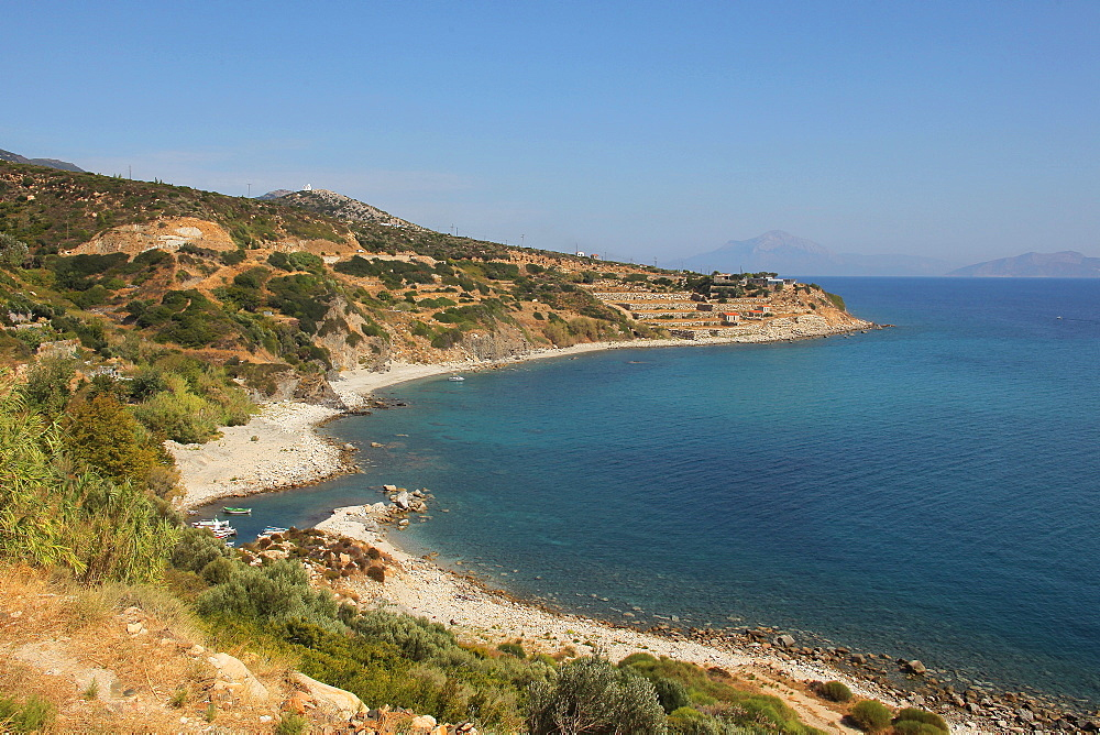 Surroundings of Agios Kirikos, Ikaria Island, Greek Islands, Greece, Europe