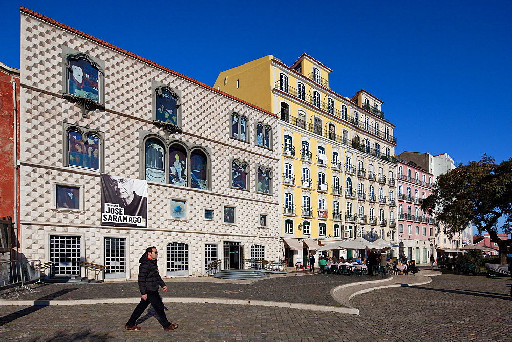 Casa do Bichos, Lisbon, Portugal, Europe