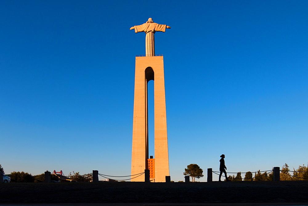 Cristo Rei, Lisbon, Portugal, Europe