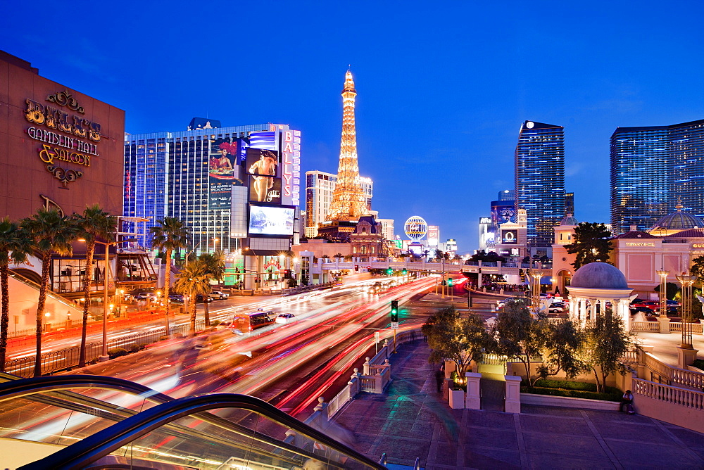 The Strip, Las Vegas, Nevada, USA