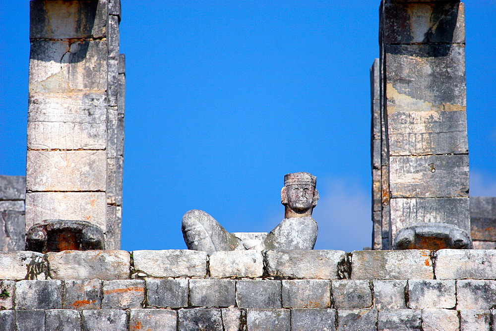Chichen Itza, UNESCO World Heritage Site, Yucatan, Mexico, North America