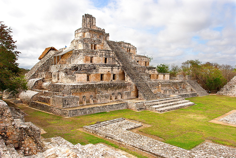 Edzna, Campeche, Mexico, North America