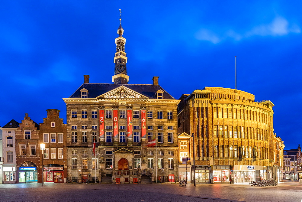 City hall, Den Bosch, The Netherlands, Europe