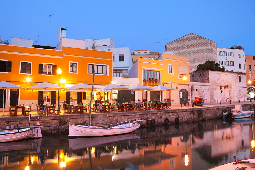 Ciutadella, Minorca, Balearic Islands, Spain