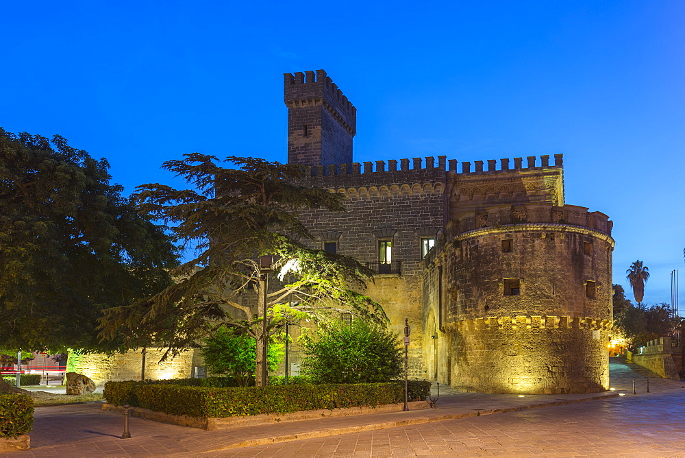 Castle of Nardo, Nardo, Puglia, Italy, Europe
