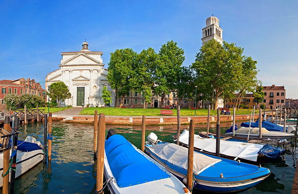Basilica of San Pietro di Castello, Venice, Veneto, Italy, Europe - 1292-1480