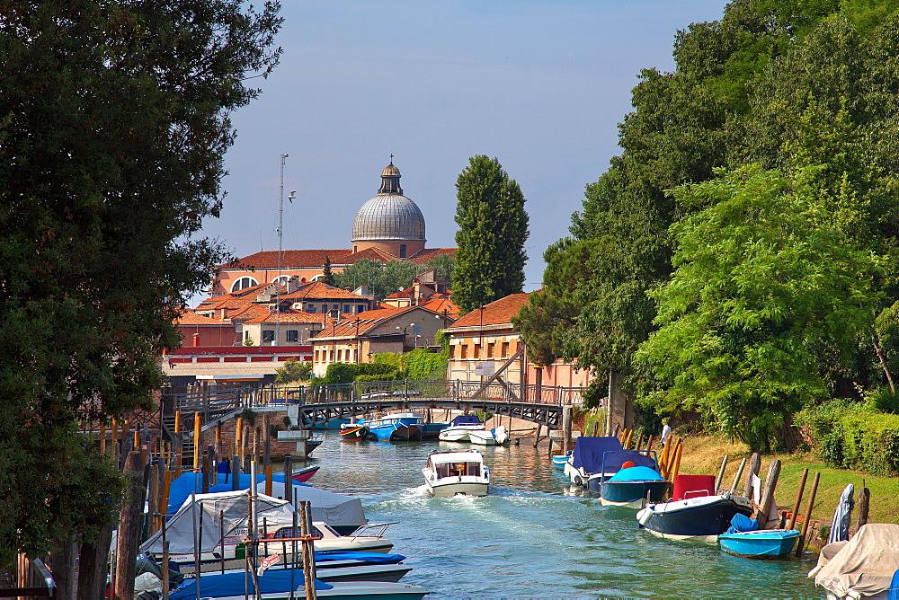 Giardini della Biennale, Venice, Veneto, Italy, Europe - 1292-1481