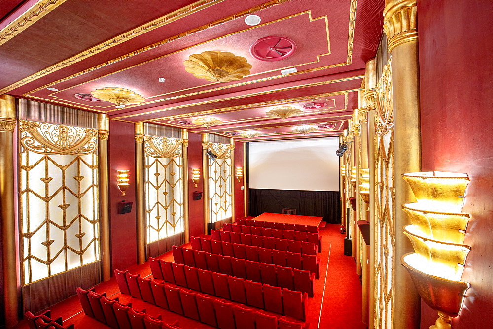 The Fulgor Cinema, Rimini, Emilia Romagna, Italy, Europe