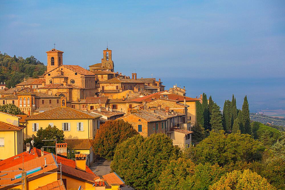 Panicale, Umbria, Italy, Europe