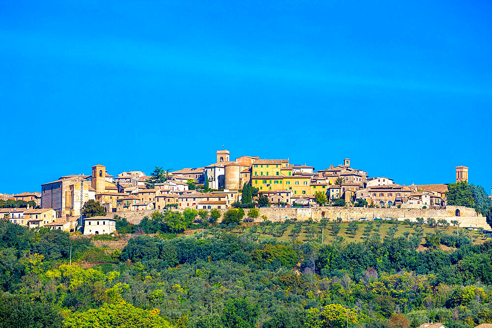 Montefalco, Perugia, Umbria, Italy