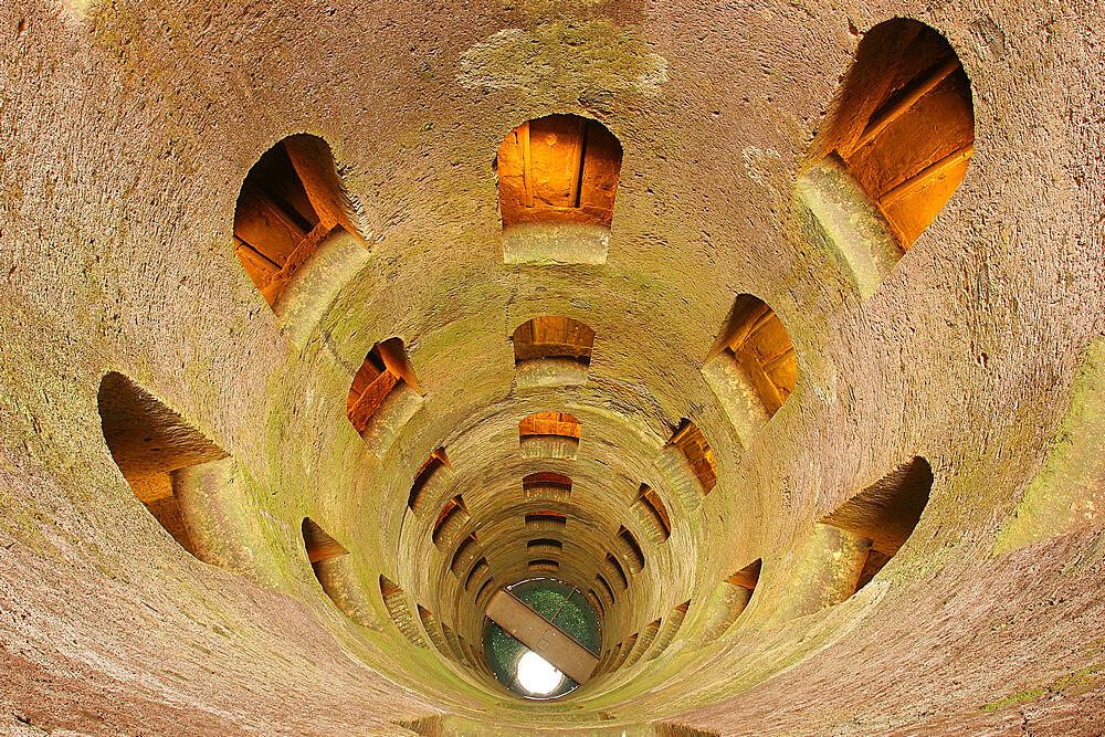 Pozzo di San Patrizio, Orvieto, Terni, Umbria, Italy