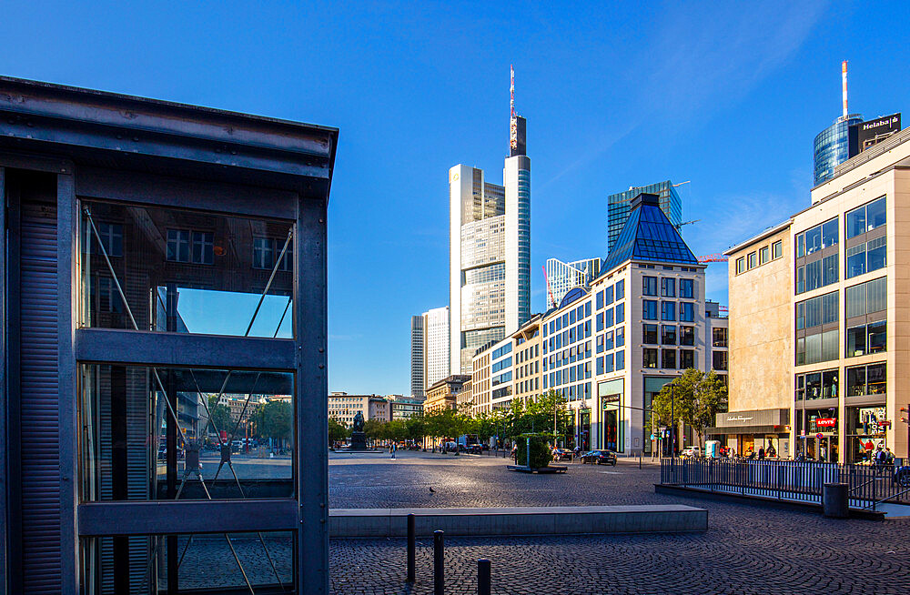 Goetheplatz, Frankfurt am Main, Urban district, Hesse, Darmstadt, Germany