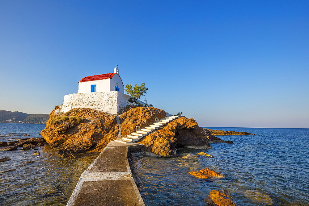 Aghio Isidoro, Leros Island, Dodecanese, Greek Islands, Greece, Europe