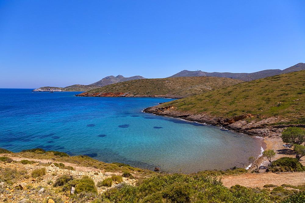 Matrona Kioura, Leros Island, Dodecanese, Greek Islands, Greece, Europe