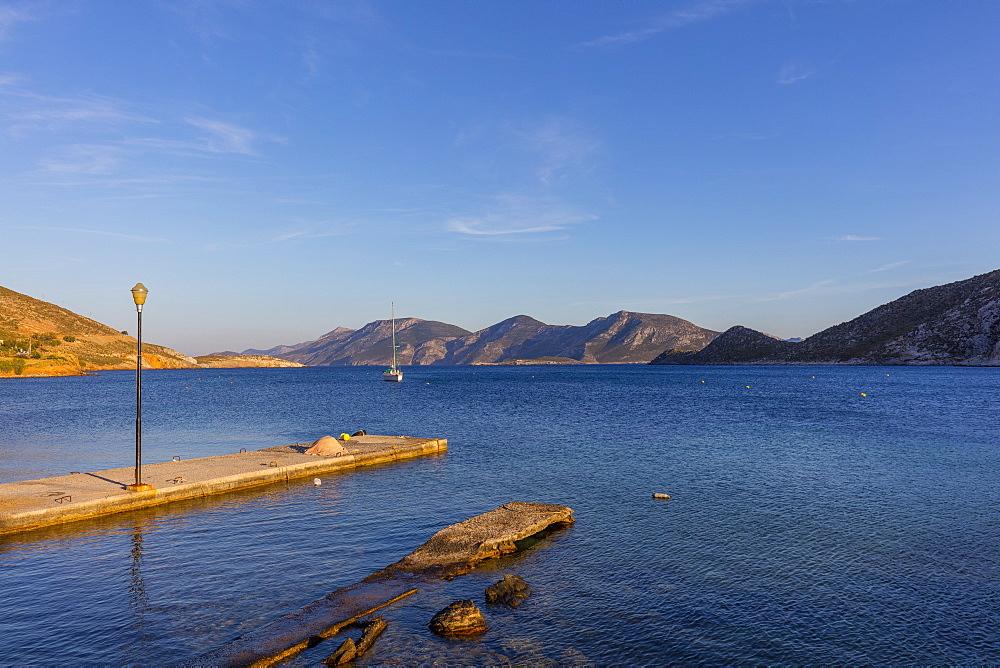 Xirokambos, Leros Island, Dodecanese, Greek Islands, Greece, Europe