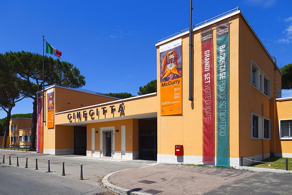Cinecitta, Rome, Lazio, Italy, Europe