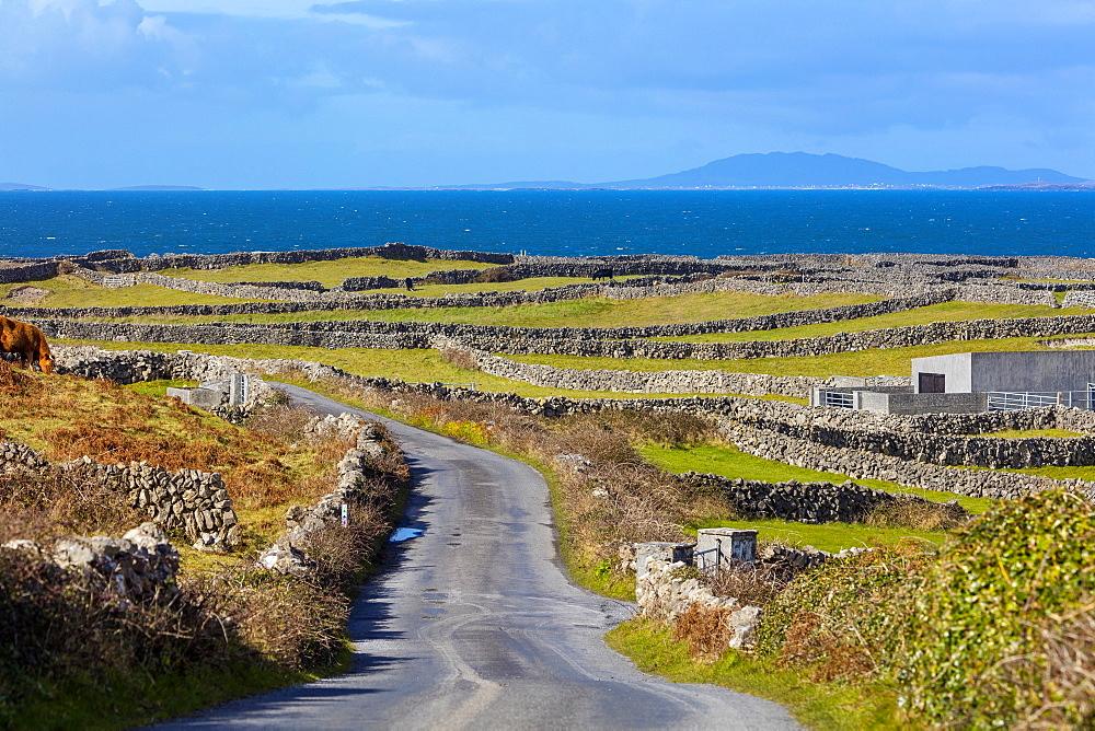 Port Eochla area, Inish More, Aran Islands, Republic of Ireland, Europe