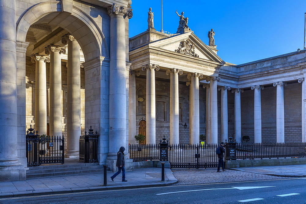 Bank of Ireland, Dublin, Republic of Ireland, Europe