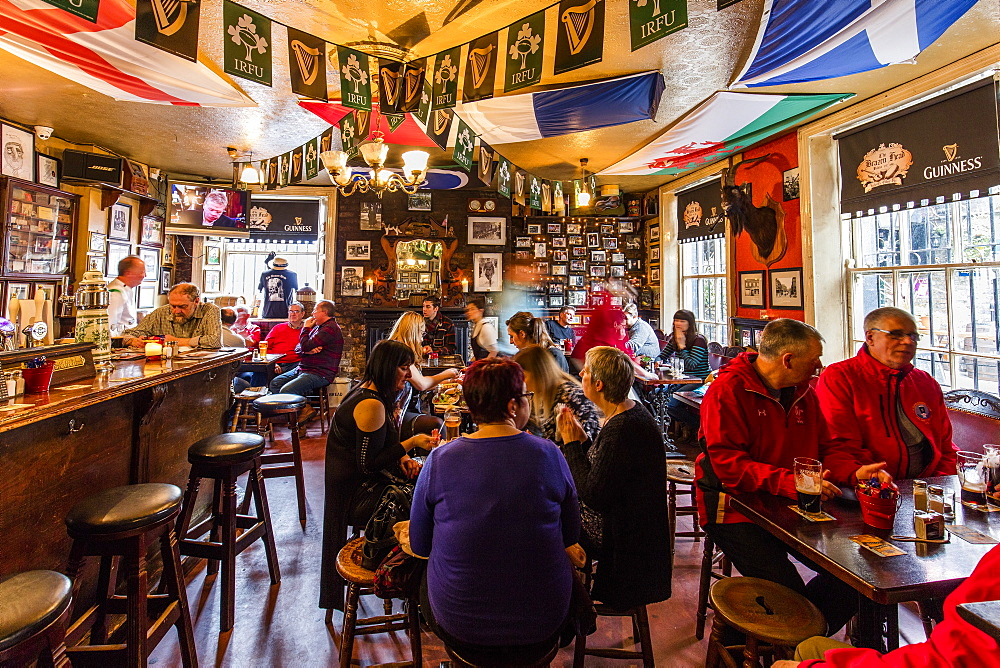 The Brazen Head Pub, Dublin, Republic of Ireland, Europe