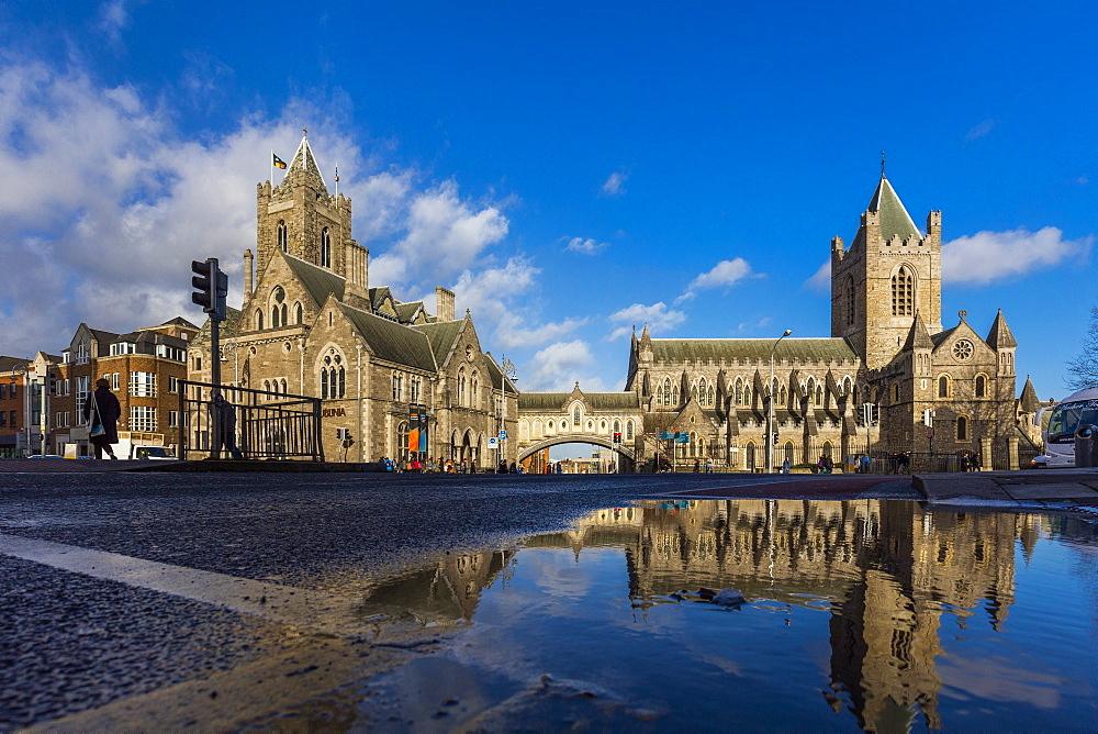 Dublinia and Christ Church, Dublin, Republic of Ireland, Europe