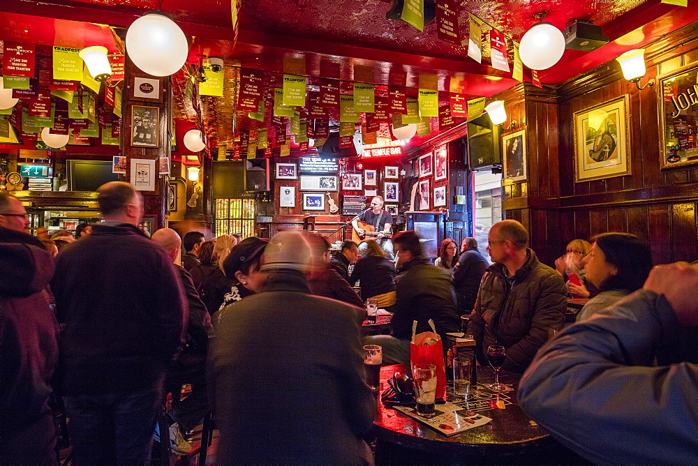 Temple Bar, Dublin, Republic of Ireland, Europe
