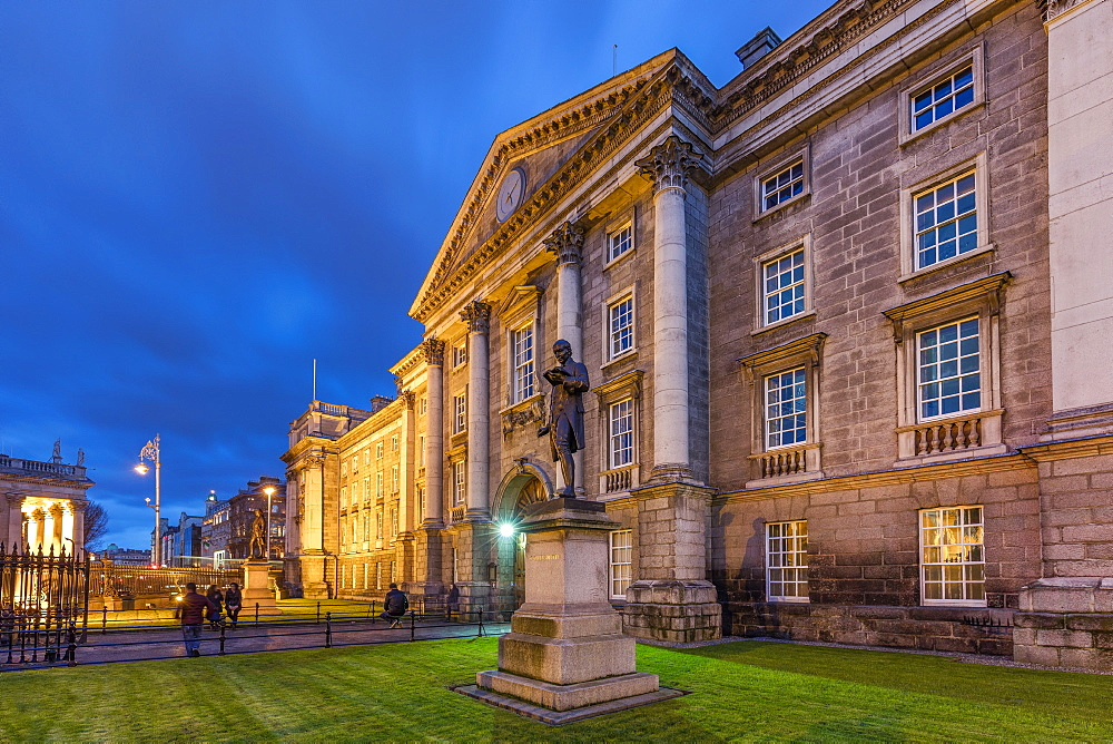 Trinity College, Dublin, Republic of Ireland, Europe