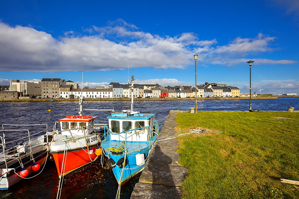 Claddagh, Galway, County Galway, Connacht, Republic of Ireland, Europe