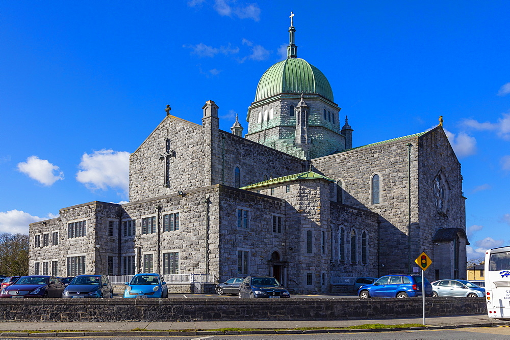 Cathedral, Galway, County Galway, Connacht, Republic of Ireland, Europe