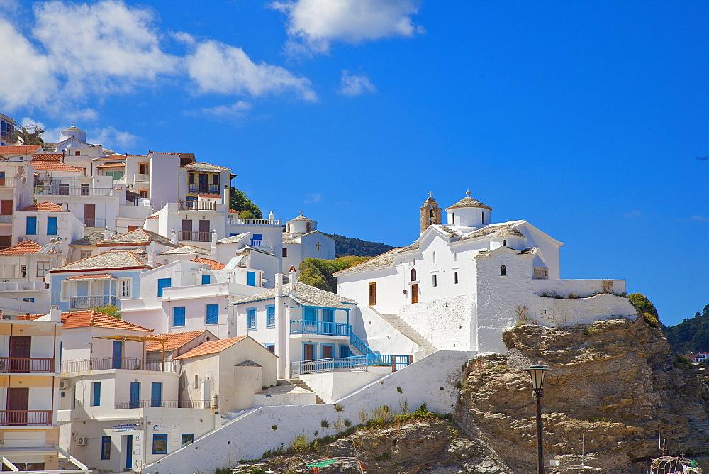 Skopelos, Sporades Island group, Greek Islands, Greece, Europe