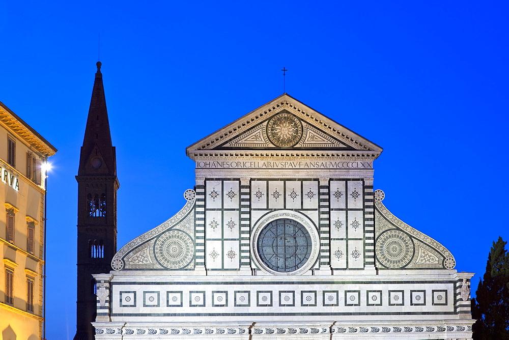 Santa Maria Novella, Florence, Tuscany, Italy, Europe