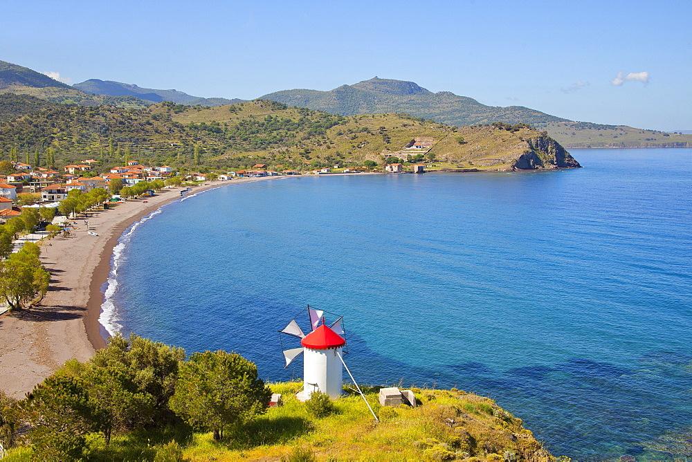 Anaxos, Lesvos Island, Greek Islands, Greece, Europe