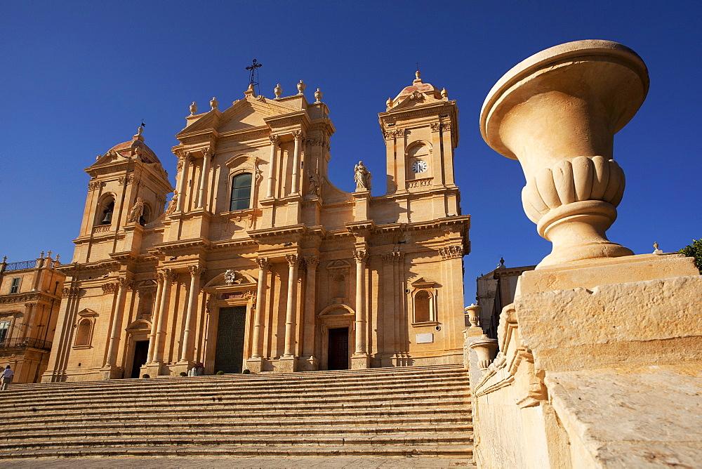 Noto, Val di Noto, UNESCO World Heritage Site, Sicily, Italy, Europe