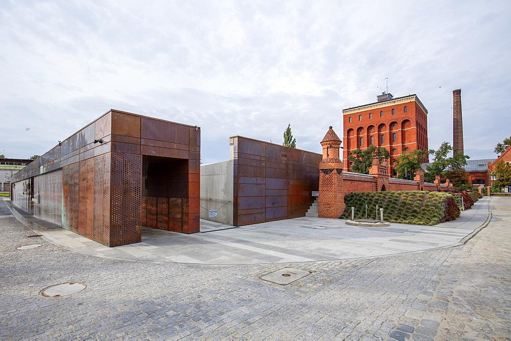 Hydropolis Museum, Wroclaw, Poland, Europe