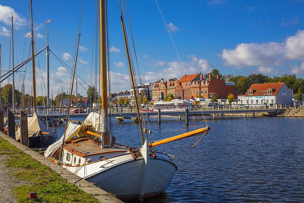 Greifswald Harbour Museum, Greifswald, Mecklenburg-Vorpommern, Germany, Europe