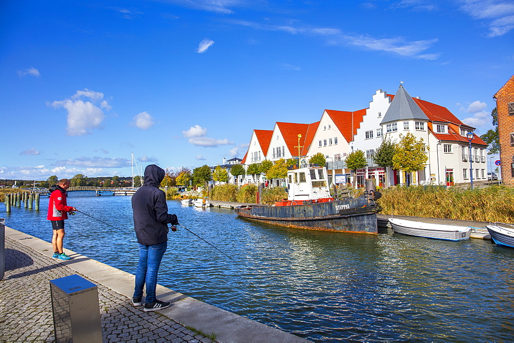 Wolgast, Mecklenburg-Vorpommern, Germany, Europe